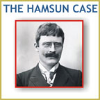 The Knut Hamsun Case