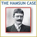 The Knut Hamsun Case