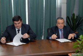 Ara Harutyunyan, Eduardo Ernekian