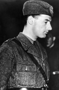 Fotografía sin fechar del diplomático sueco Raoul Wallenberg, considerado un justo entre naciones por Israel.