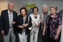 David Galante, Eva Sebestyen, Alicia Bronstein, Tomas Kertesz, Katy Kertesz