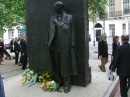 The Raoul Wallenberg Memorial, West London