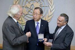 """""""Medalla del Centenario de Raoul Wallenberg"""""""