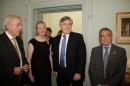 Baruch Tenembaum-Gordon  Brown- Eduardo Eurnekian