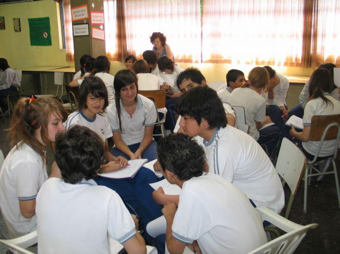 Una escuela de valores « The International Raoul Wallenberg
